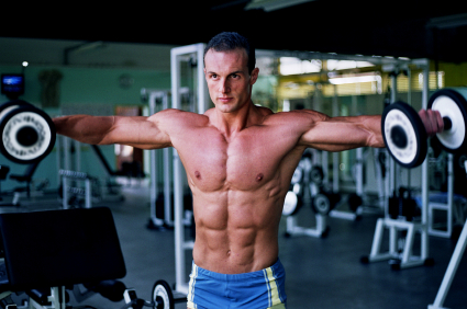 Gain muscle Fast! 10 pounds in 30 days!