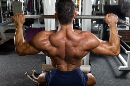 Gain muscle Fast! 10 pounds in 30 days! Killer Back Workout